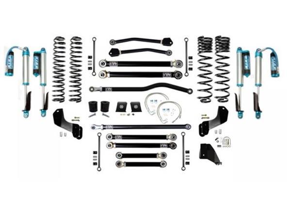 Jeep Gladiator JT 6.5 Inch Lift Kit 2020-Pres Gladiator Enforcer Overland Lift Stage 4 Plus w/ EVO SPEC 2.5 King Shocks EVO Mfg