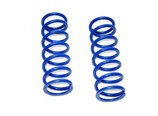 Jeep JK Front Bolt on Coilover HD Spring 07-18 Wrangler JK Pair EVO Manufacturing