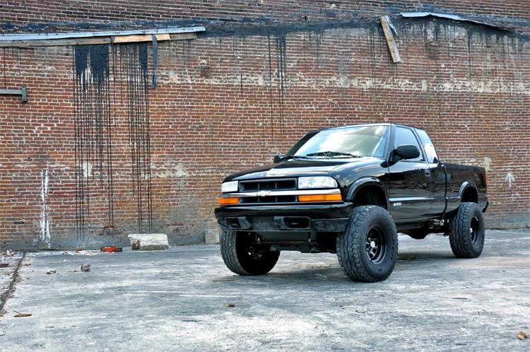 6 Inch Suspension Lift Kit Fits Chevrolet 95 04 S10