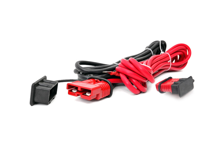 24-foot Quick Disconnect Winch Power Cable<br>Fits: Any Standard Size Winch