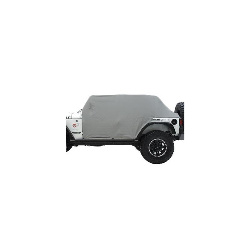 Cab Cover W/Door Flap - Water Resistant - Spice