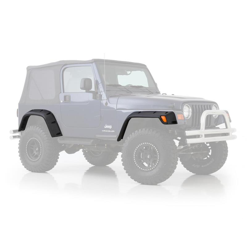 6In Fender Flare Set Tj