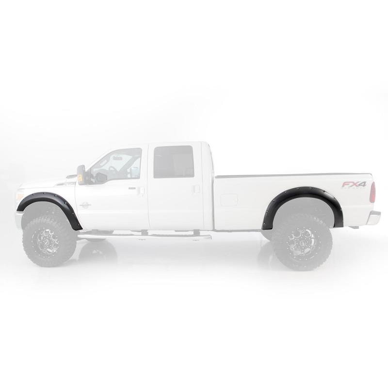 M1 FENDER FLARES FOR 11-16 FORD F250/350 SUPERDUTY