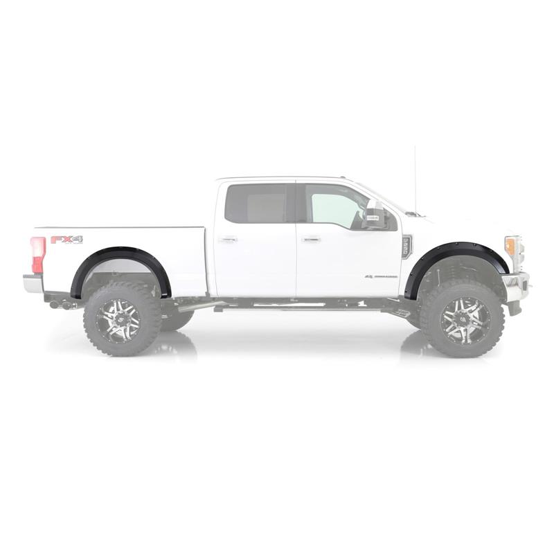 M1 FENDER FLARES FOR 2017 FORD F250/350 SUPERDUTY