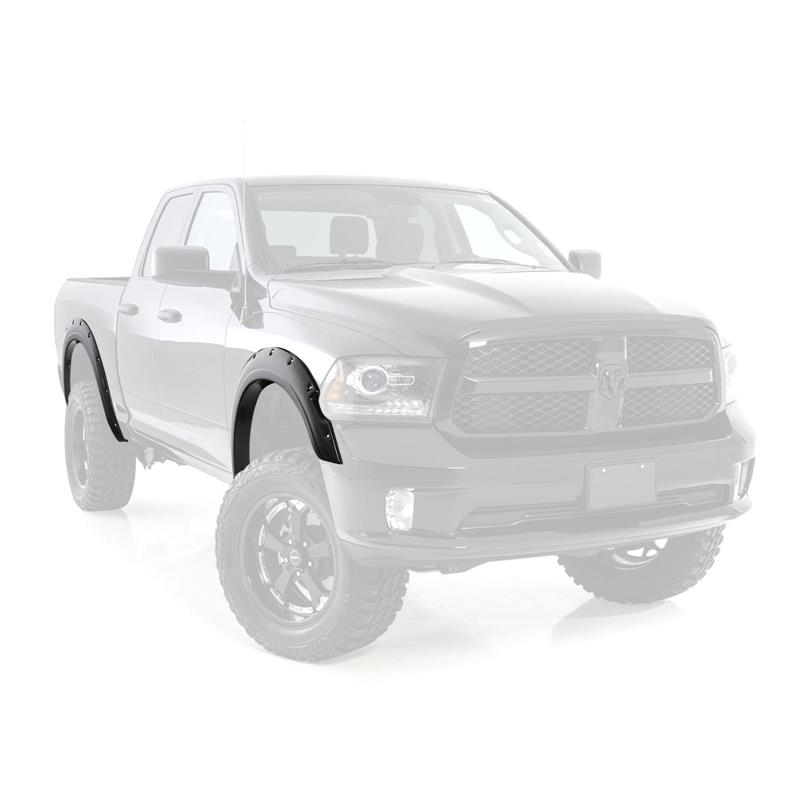 M1 FENDER FLARES FOR 09-17 RAM 1500