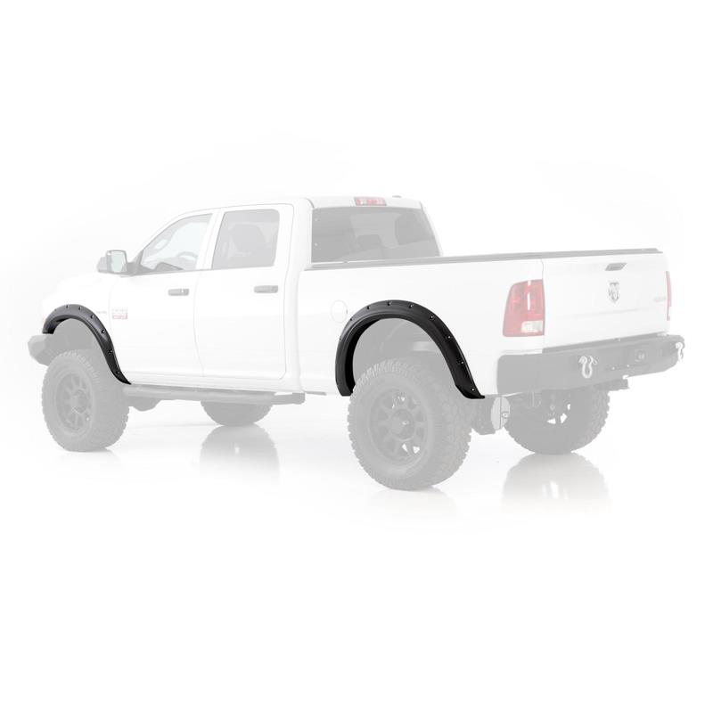 M1 FENDER FLARES FOR 10-17 RAM 2500/3500
