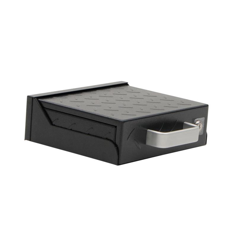 Portable Secure Lock Box W/ Mounting Sleeve