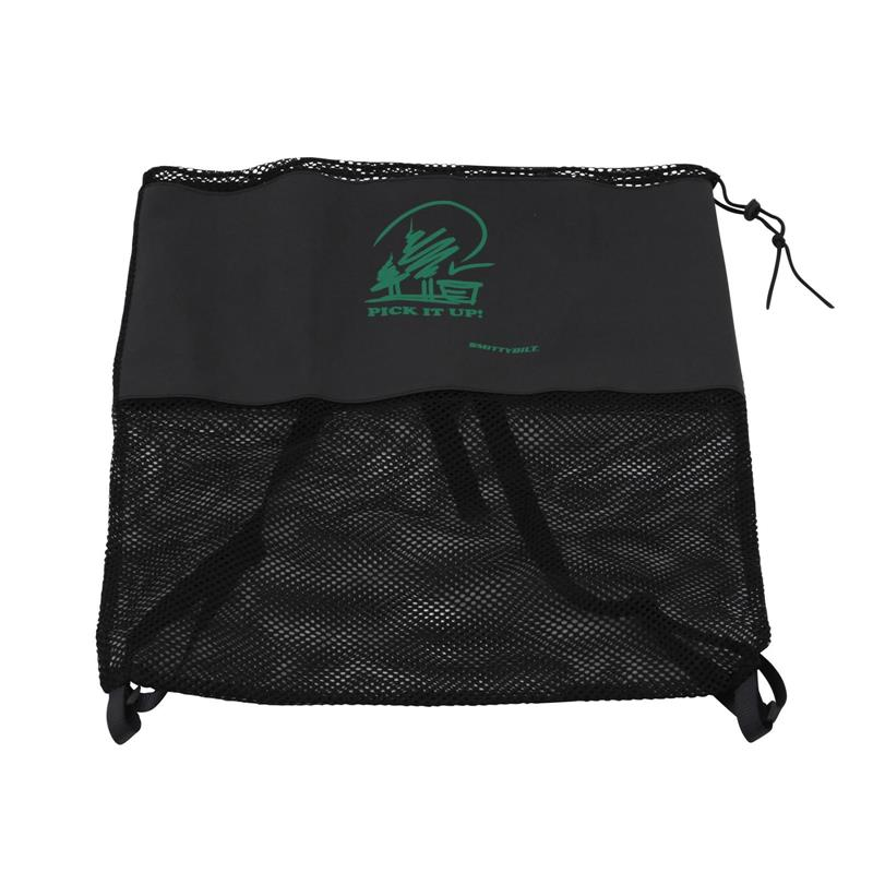 Pick It Up Mesh Trash Bag - Going Green