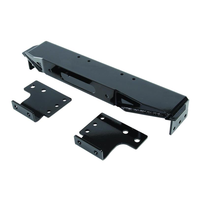 Winch Plate - Raised For Oe Bumpers