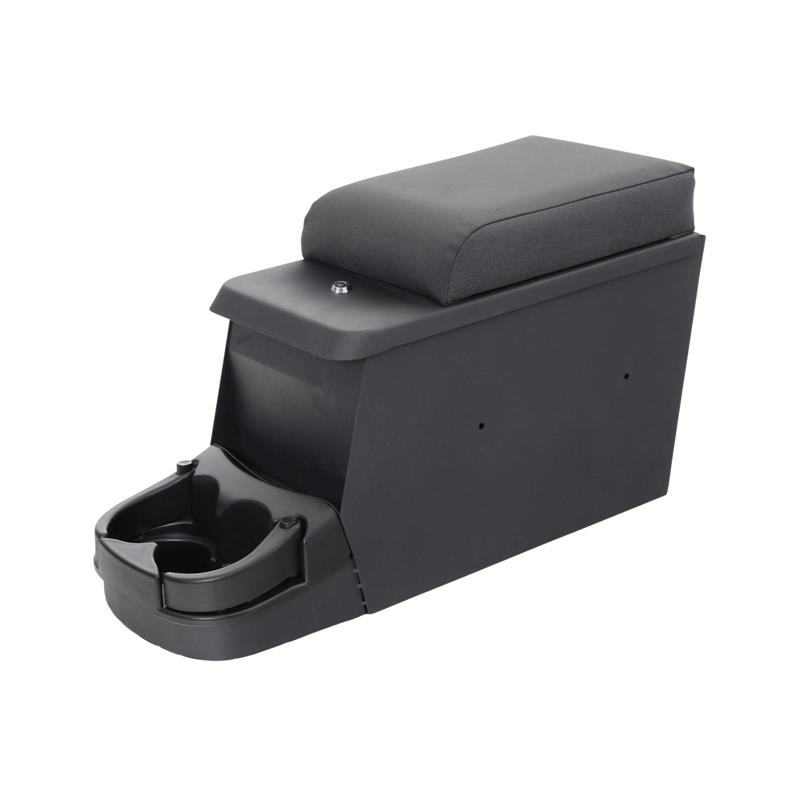 Security Floor Console - Denim Black