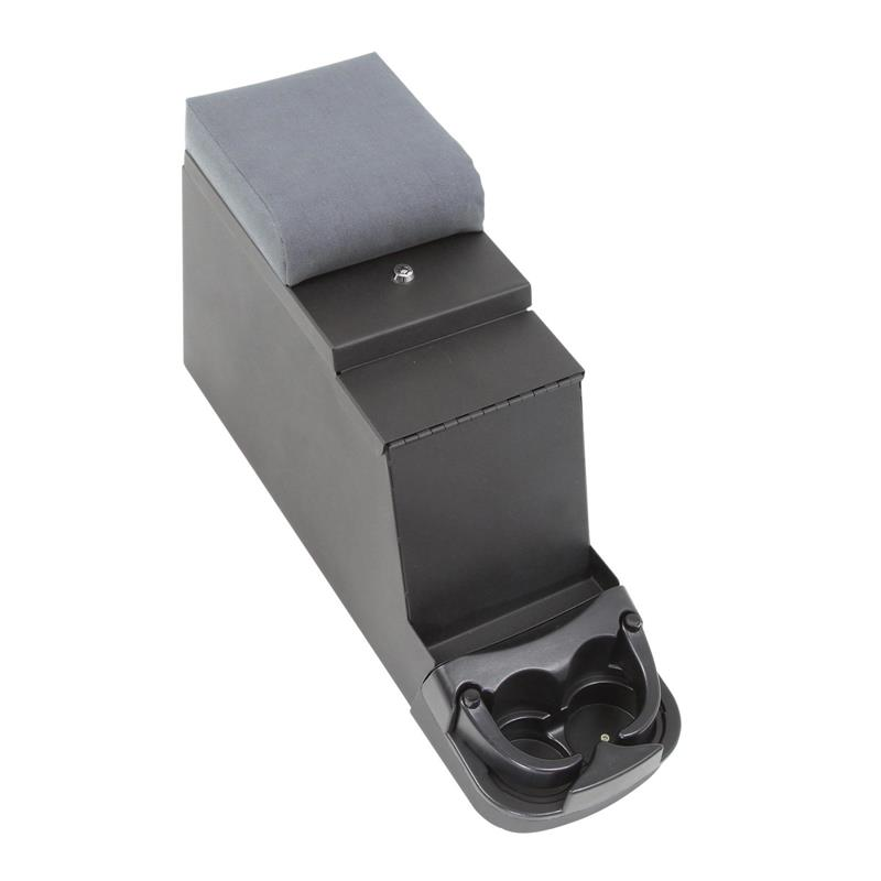 Security Stereo Floor Console - Denim Gray