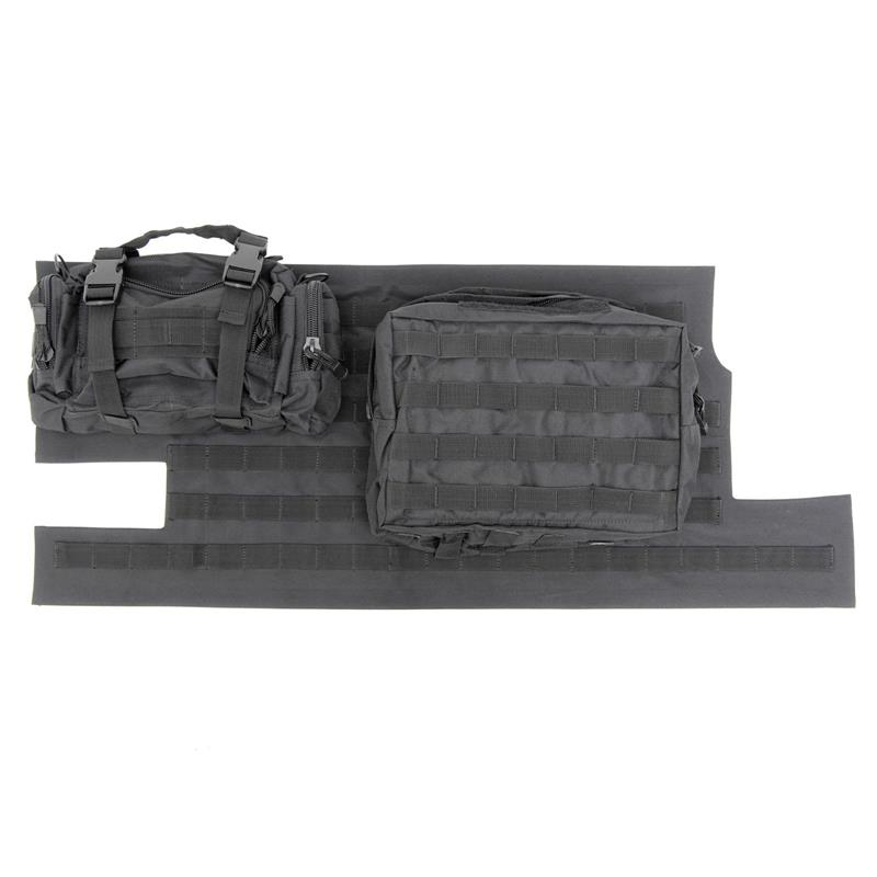 Gear Tailgate Cover - Black