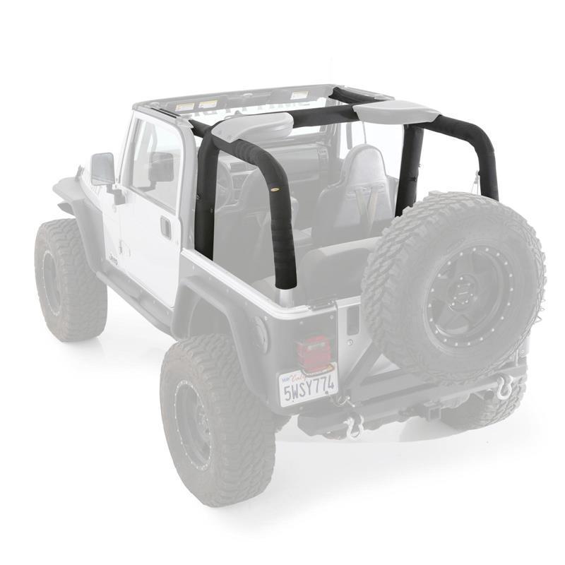 97 - 02 Jeep Wrangler TJ Replacement MOLLE Sport Bar Cover Kit
