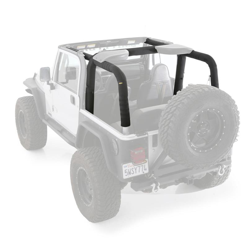 03-06 Jeep Wrangler Replacement MOLLE Sport Bar Cover Kit