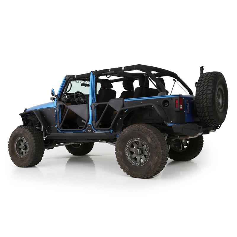 07 - 16 Jeep Wrangler JK 4 Door Replacement MOLLE Sport Bar Cover Kit