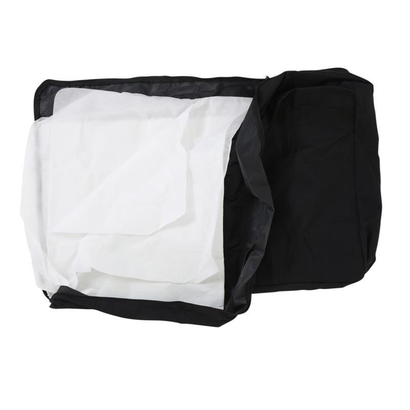 Storage Bag - Soft Top Side Windows - Pair - Black