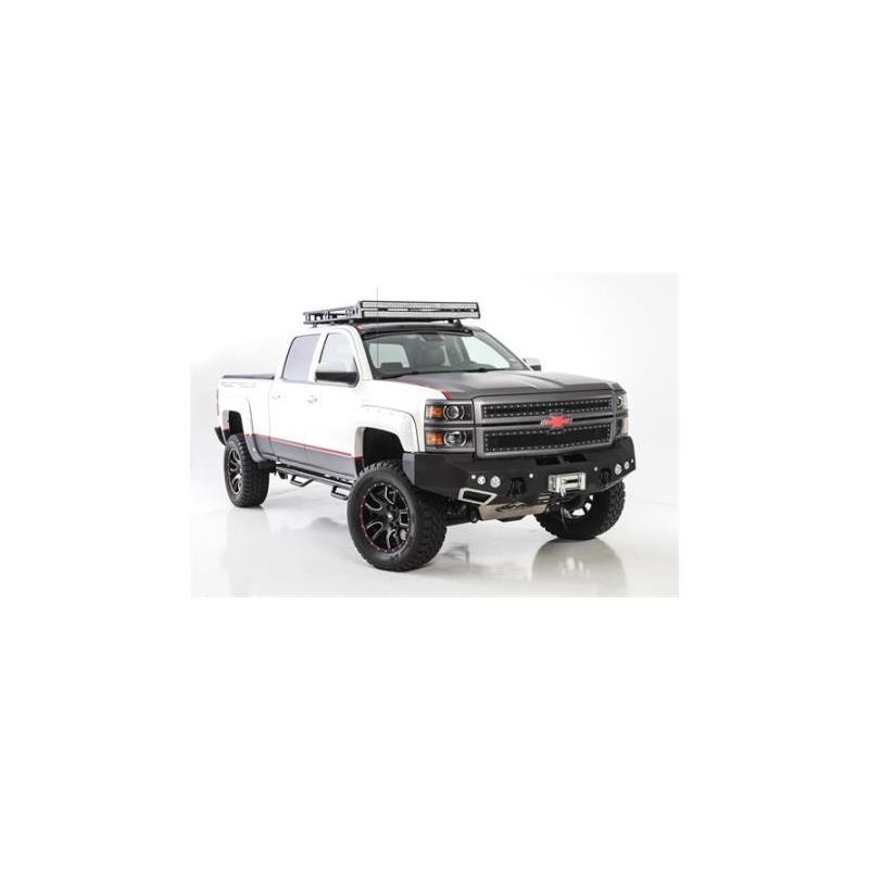 M1 Truck Bumper - Front
