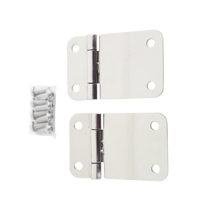 Tailgate Hinges - Stainless Steel