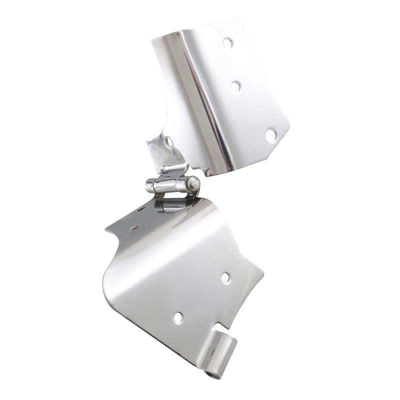 Windshield Hinges - Stainless Steel