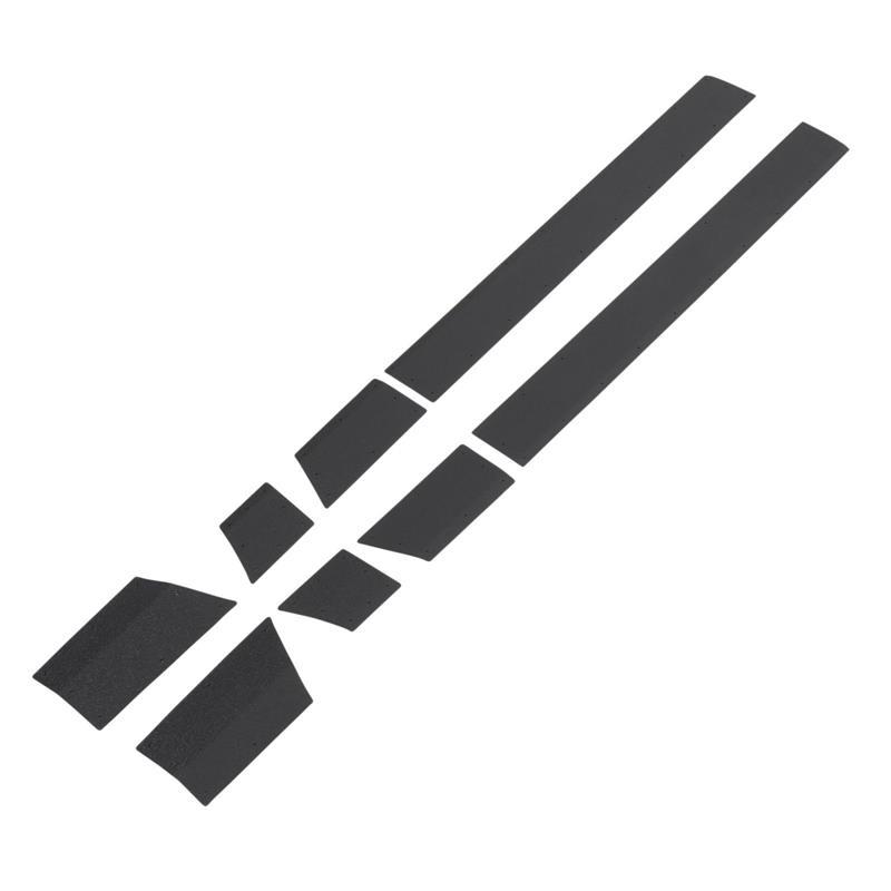 XRC BODY CLADDING 84-01 CHEROKEE XJ 2DR