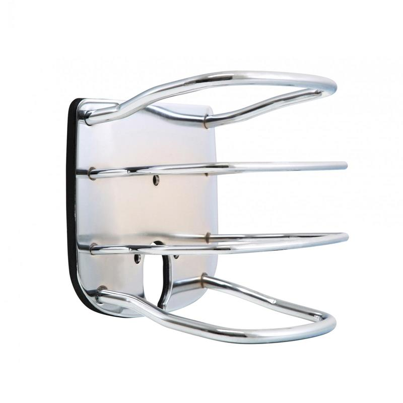 Euro Tail Light Guards - Stainless Steel