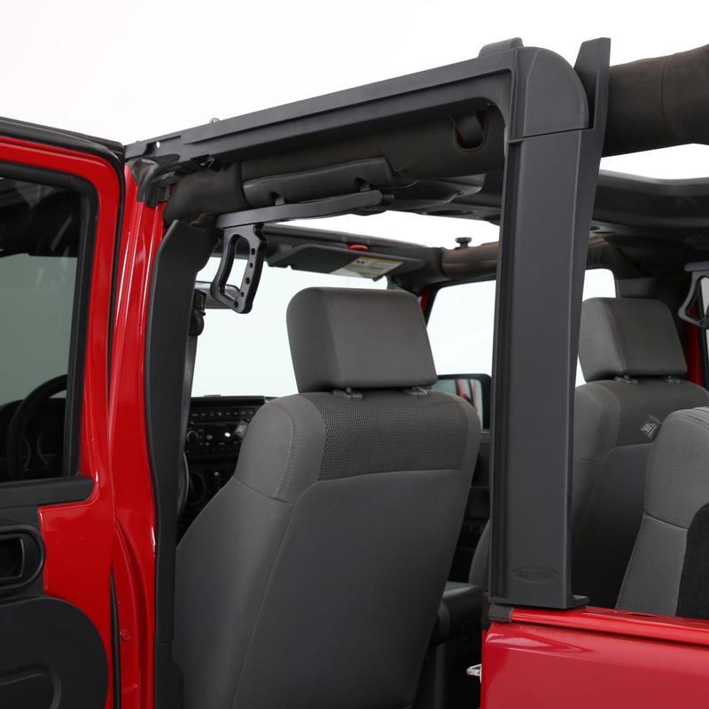 O.E. Style Door Surrounds 07-18 Jeep Wrangler JK 4 Door