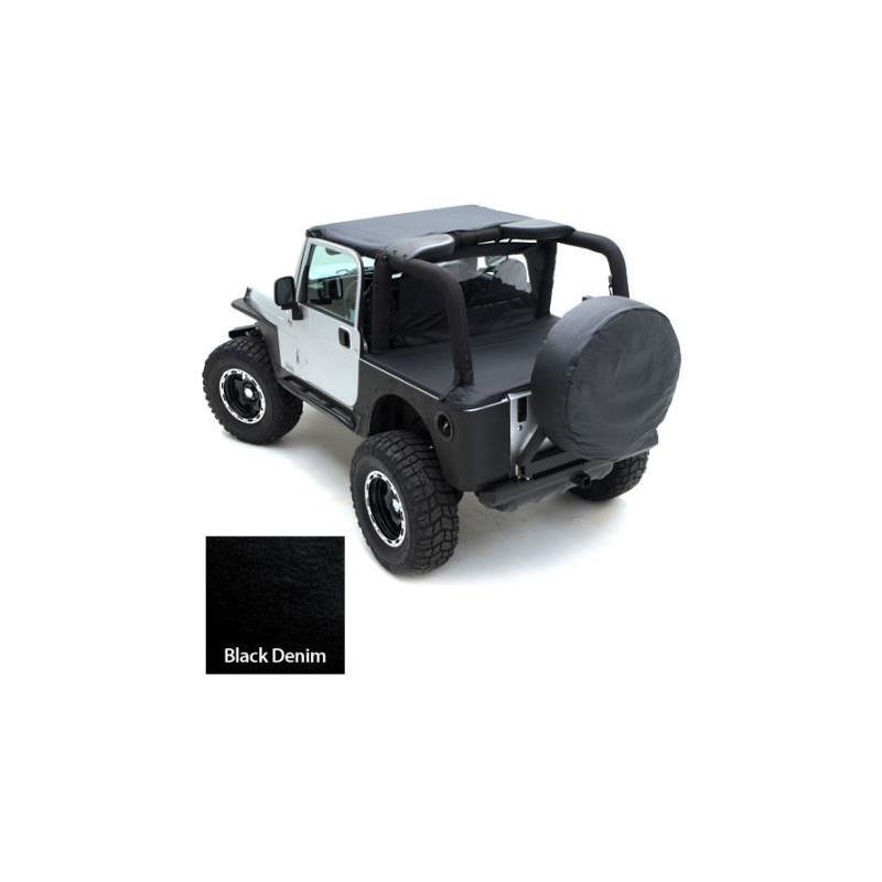 Standard Top - Denim Black