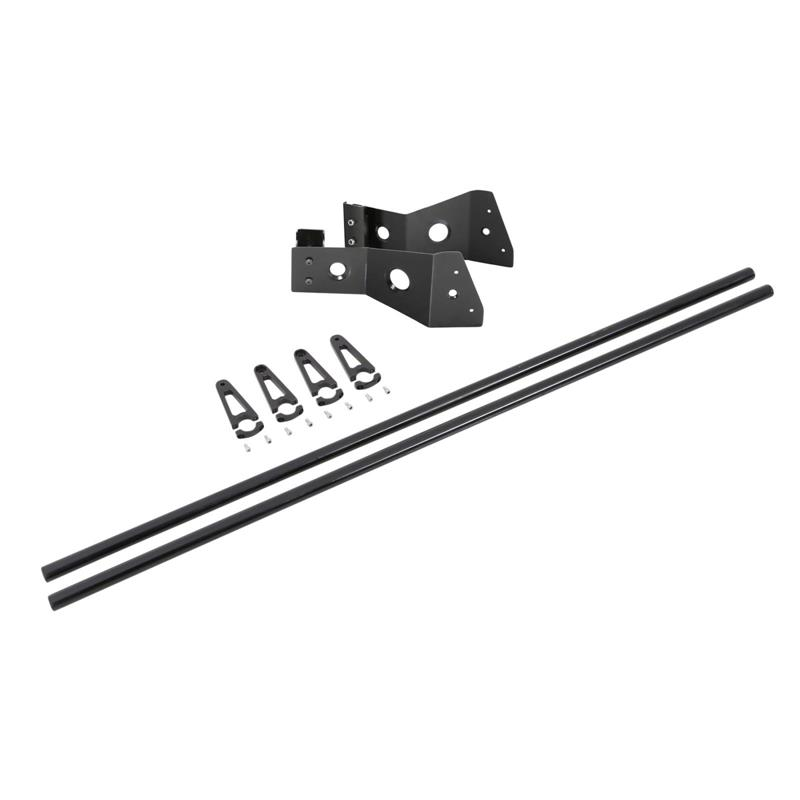 4.5' Defender Rack Led Light Bar Mount Kit