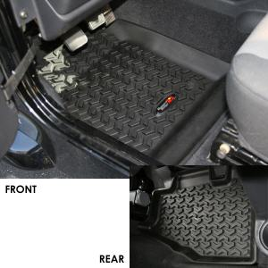 Floor Mats Oem Slush Vs Weathertech