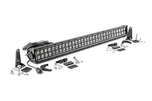 30-inch Black Series Dual Row CREE LED Light Bar<br>Fits: Anywhere You Can Mount It
