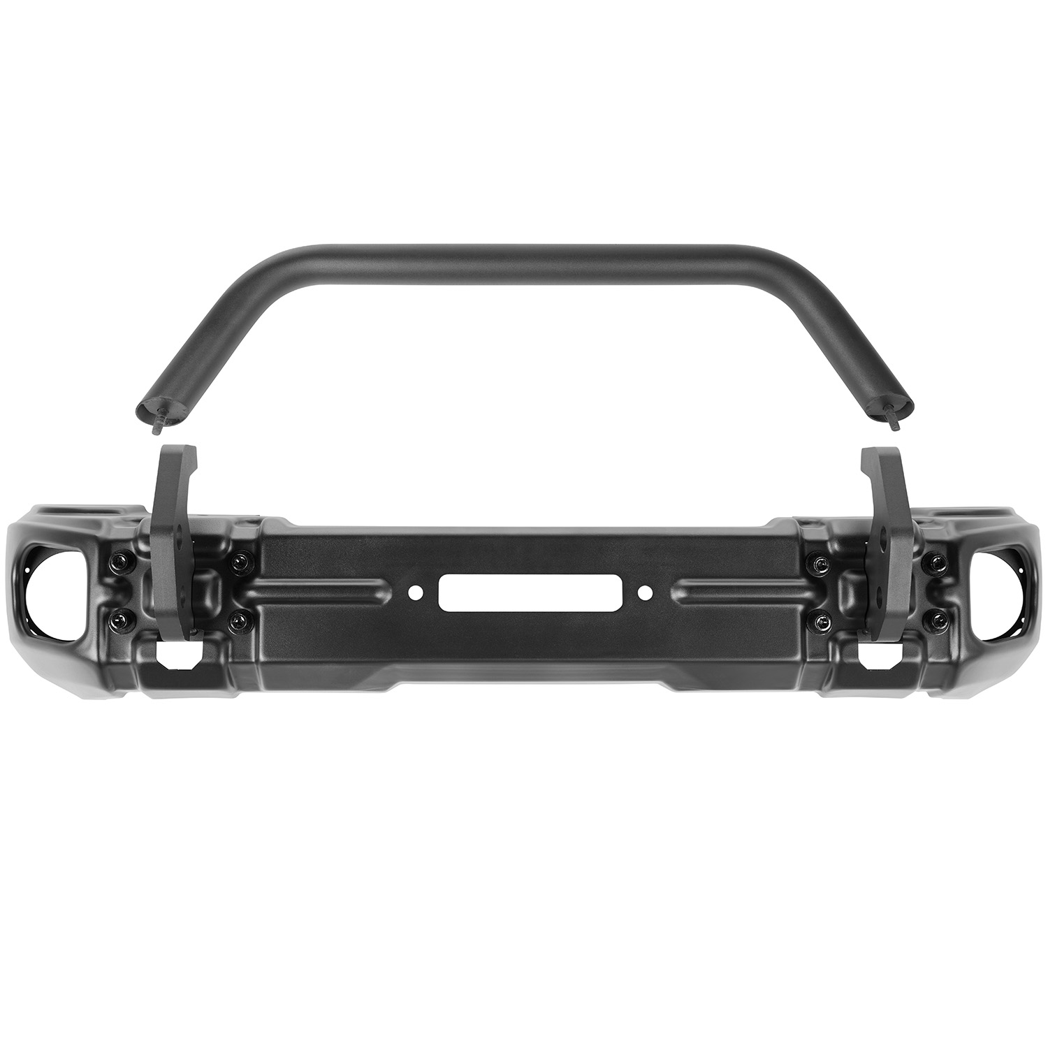 Arcus Front Bumper Set W/Overrider For 2007 To 2018 Jeep Wrangler JK x 11549.13
