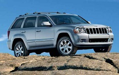 2005 to 2010 Jeep WK Grand Cherokee