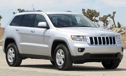 2011 to 2016 Jeep WK Grand Cherokee