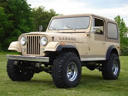 1976 to 1986 Jeep CJ