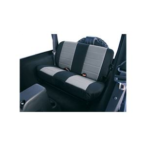 Fabric Rear Seat Covers