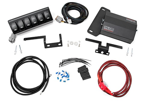 Rough Country MLC-6 Multiple Light Controller 09-17 Wrangler JK