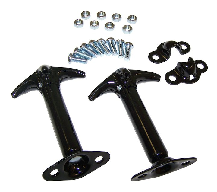 Crown Automotive-Hood Catch Kit-488601