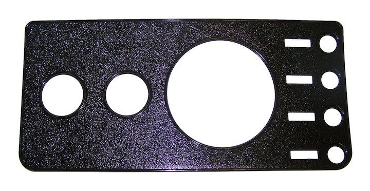 Crown Automotive-Dash Overlay Panel-5457117NR