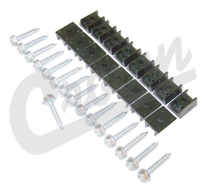 Crown Automotive-Fender Flare Hardware Kit-5AHFRKIT