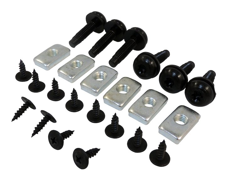 Crown Automotive-Hard Top Hardware Kit-6506825MK