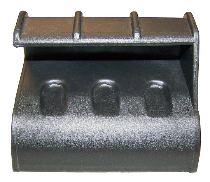 Crown Automotive-Tailgate Bar Retainer-68041620AA