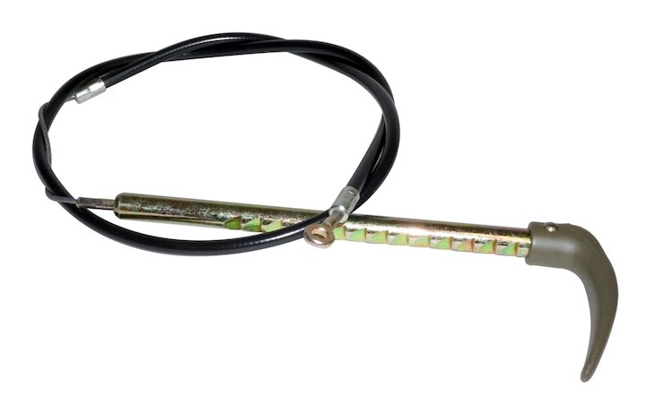 Crown Automotive-Emergency Brake Cable & Handle-A1242