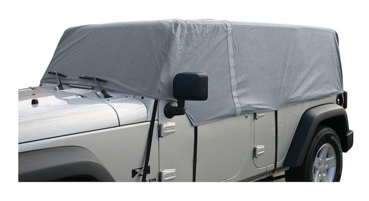 Crown Automotive-Cab Cover-CC10609