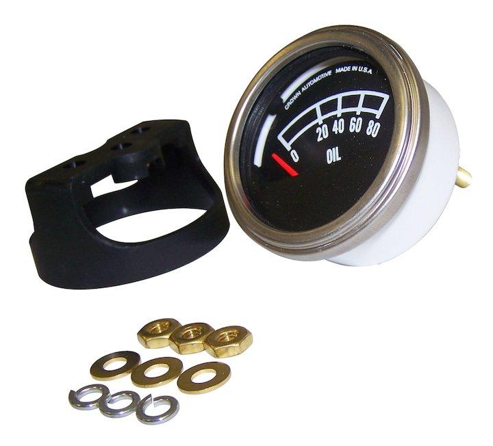 Crown Automotive-Oil Pressure Gauge-J5460640