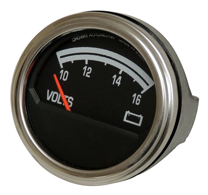Crown Automotive-Voltmeter-J8126659