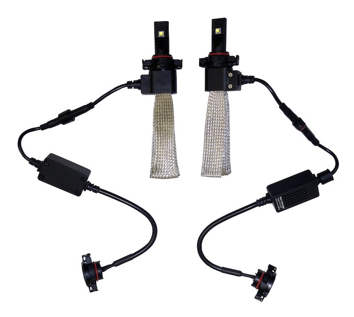 Crown Automotive-Led Headlight Bulb Kit-RT28054