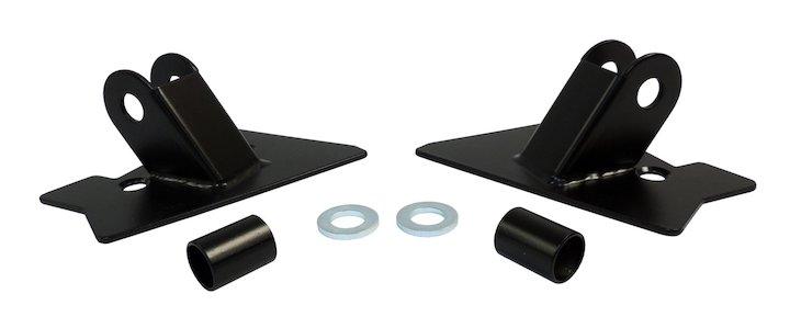 Crown Automotive-Mirror Relocation Bracket Set-RT30013