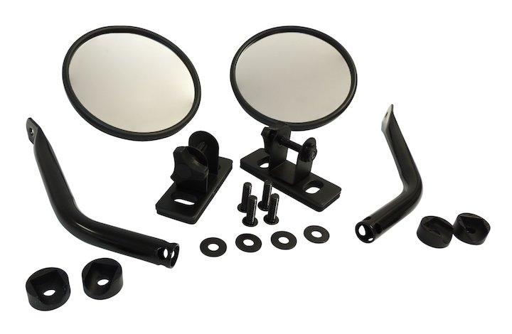 Crown Automotive-Quick Release Mirror Set-RT30020