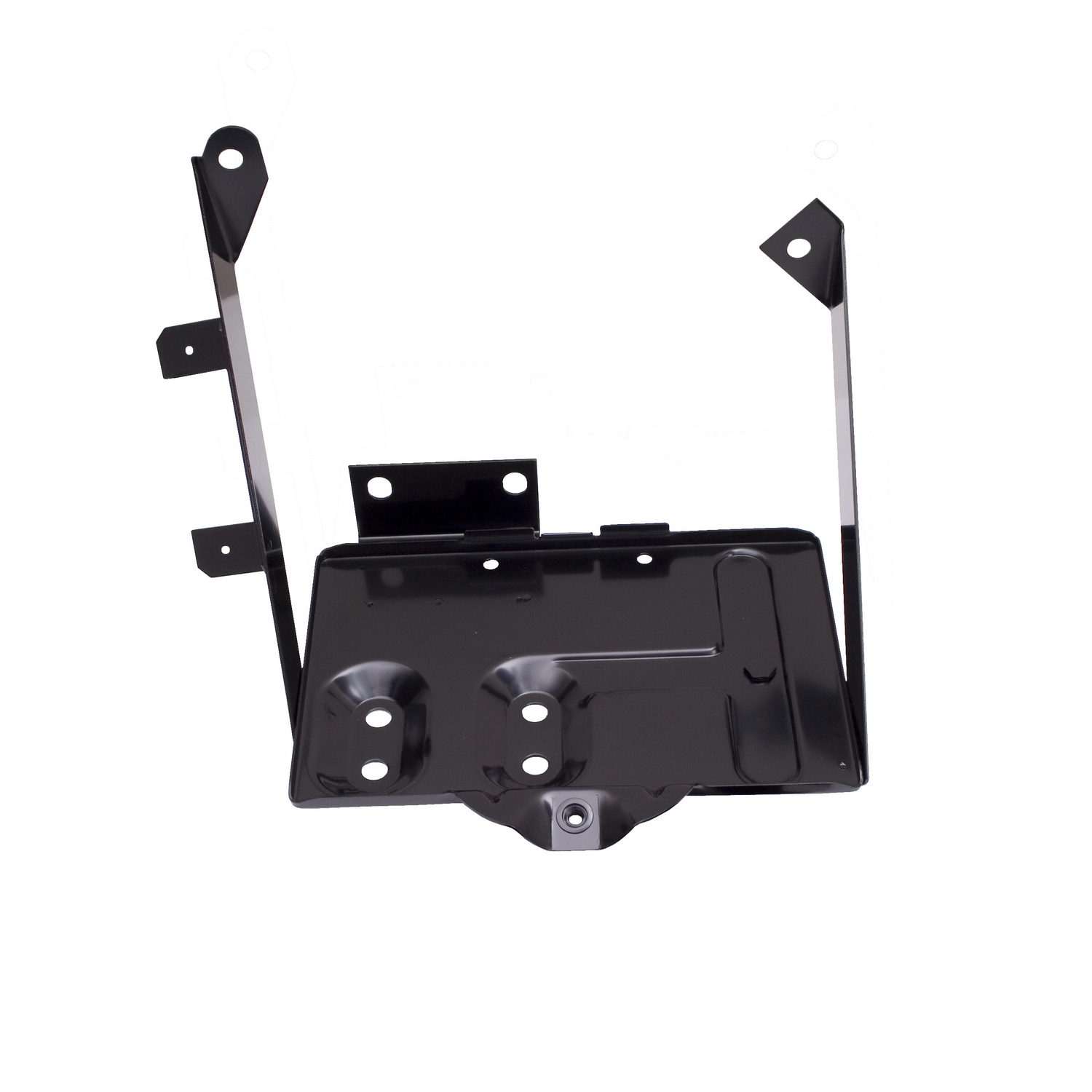 Battery Tray Kit 76-86 Jeep CJ