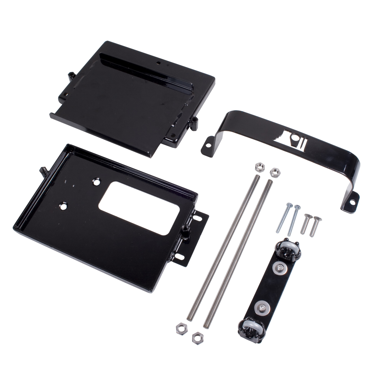 Dual Battery Tray 97-06 Jeep Wrangler TJ